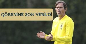 Fenerbahçe'de beklenen gelişme Cocu kovuldu!