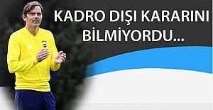Fenerbahçe'de büyük deprem!