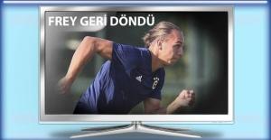 UEFA, Frey'i haftanın futbolcusuna aday gösterdi