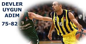 Zalgiris Kaunas 75-82 Fenerbahçe