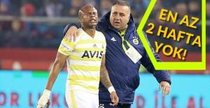 Andre Ayew 2-3 hafta sahalardan uzak kalacak