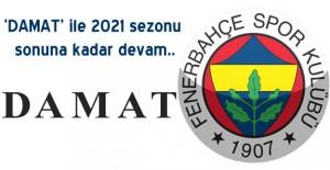 'DAMAT' ile 2021'e kadar devam
