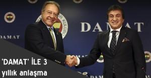 Fenerbahçe bir sponsorluk anlaşması daha imzaladı
