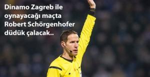 Fenerbahçe'ye Avusturyalı hakem!
