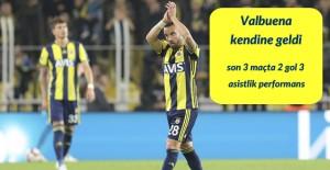 Mathieu Valbuena kendine geldi
