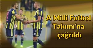 Mehmet Topal A Milli Futbol Takımı'na çağrıldı