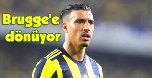 Nabil Dirar eski takımı Brugge'e dönüyor