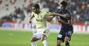 Antalya'da gol sesi çıkmadı: 0-0