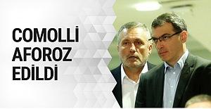 Comolli Ersun Yanal'ın yanında yer almadı