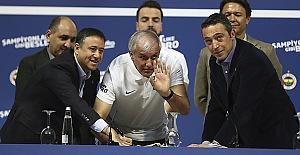 """Erkek Basketbol Takımımız, sponsorluk anlaşması kapsamında 2,5 yıl """"Fenerbahçe BEKO"""" adı altında mücadele edecek."""