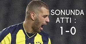 Fenerbahçe 1-0 Giresunspor
