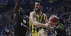 Fenerbahçe Beko 91-61 Darüşşafaka Tekfen