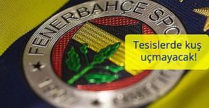 Fenerbahçe'de parmak izi güvenliği!