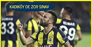 Kadıköy'de zorlu maç..