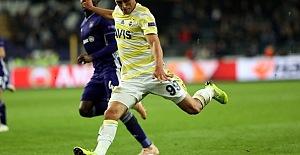 Fenerbahçe'den flaş Eljif Elmas kararı!