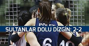 Galatasaray HDI Sigorta 2-3 Fenerbahçe Opet