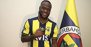 Victor Moses Fenerbahçe'de..