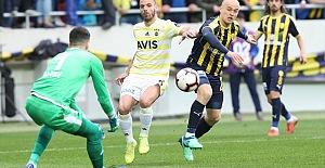 Ankara'da kazanan yok: 1-1