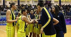 Bellona Kayseri 58-76 Fenerbahçe