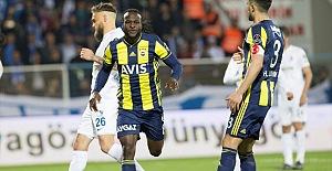 Erzurumspor'a Fenerbahçe darbesi