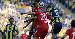 Fenerbahçe Antalyaspor'u 3-1 mağlup etti.