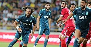 Boluspor 0-2 Fenerbahçe (Hazırlık maçı)