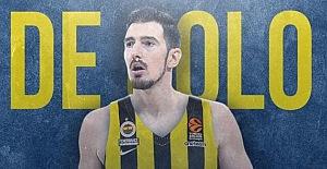 Nando De Colo Fenerbahçe Beko'da