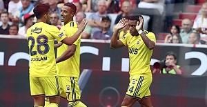 Real Madrid - Fenerbahçe : 5-3