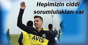 Zajc: 'Bu sezon bambaşka bir Fenerbahçe olacak'