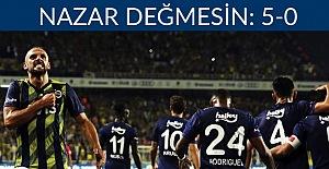 Fenerbahçe'den lige süperbaşlangıç!