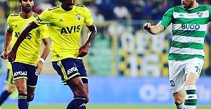 Bursaspor:2 Fenerbahçe: 1 ( Özel Maç )