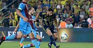 Fenerbahçe: 1 Trabzonspor: 1