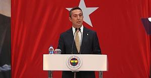Başkanımız Ali Koç, Yüksek Divan Kurulu Toplantısı'nda önemli açıklamalarda bulundu