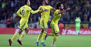 Fenerbahçe'miz 3 golle turladı