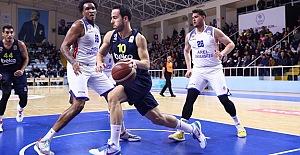 Arel Üniversitesi Büyükçekmece Basketbol 68-92 Fenerbahçe Beko