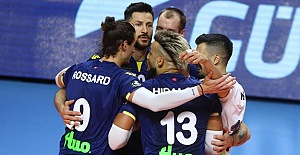 Fenerbahçe HDI Sigorta 2-3 Jihostroj Ceske Budejovice