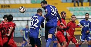 Fenerbahçe'miz son 16 turuna yükseldi