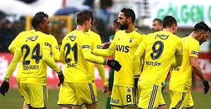 GMG Kırklarelispor 0-3 Fenerbahçe