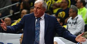 Zeljko Obradovic: Duygusal ve zor bir maçtı
