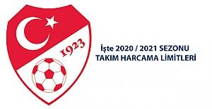 2020-2021 Sezonu Süper Lig Takım...