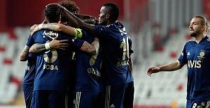 Fraport-TAV Antalyaspor 1-2 Fenerbahçe
