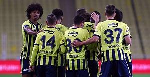 Fenerbahçe kupada adını son 16 turuna yazdırdı
