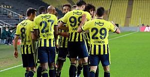 Fenerbahçe - Medipol Başakşehir: 4-1