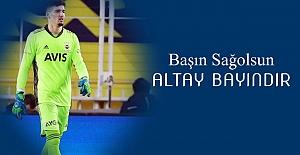 Altay Bayındır#039;dan maç sonu...
