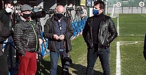 Belözoğlu'ndan Perotti ve Luiz Gustavo açıklaması