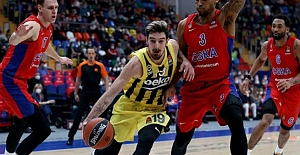 CSKA Moskova 83-89 Fenerbahçe Beko