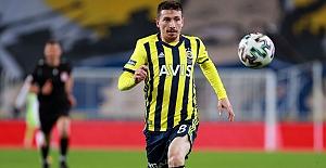 Fenerbahçe#039;de Mert Hakan Yandaş#039;ın...