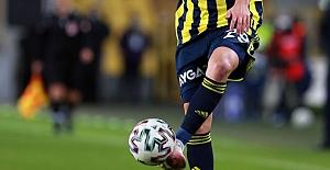 Fenerbahçe#039;de sakatlık şoku!