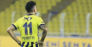 Fenerbahçe Diego Perotti ile yollarını...