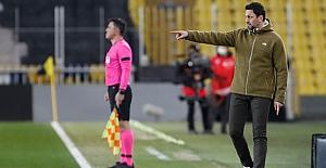 Erol Bulut: Trabzon maçını kazanıp geleceğiz..